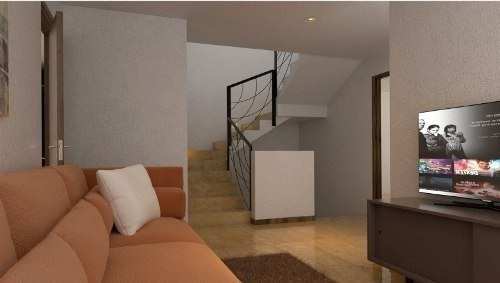 venta casa 3 recamara forjadores residencial arboreto puebla