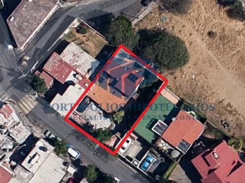 venta casa 338.6 m2 terreno en san pedro! remate hipotecario