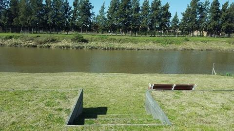 venta casa 4 amb. al río c/dependencia - san benito, villanueva tigre
