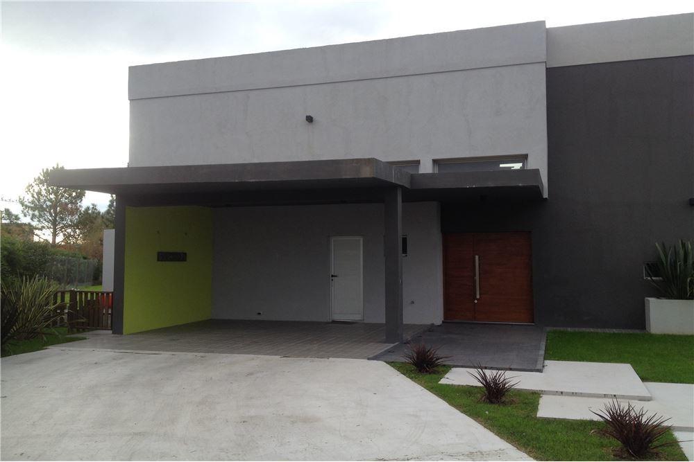 venta - casa - 4 amb - barrio la montura - pilar