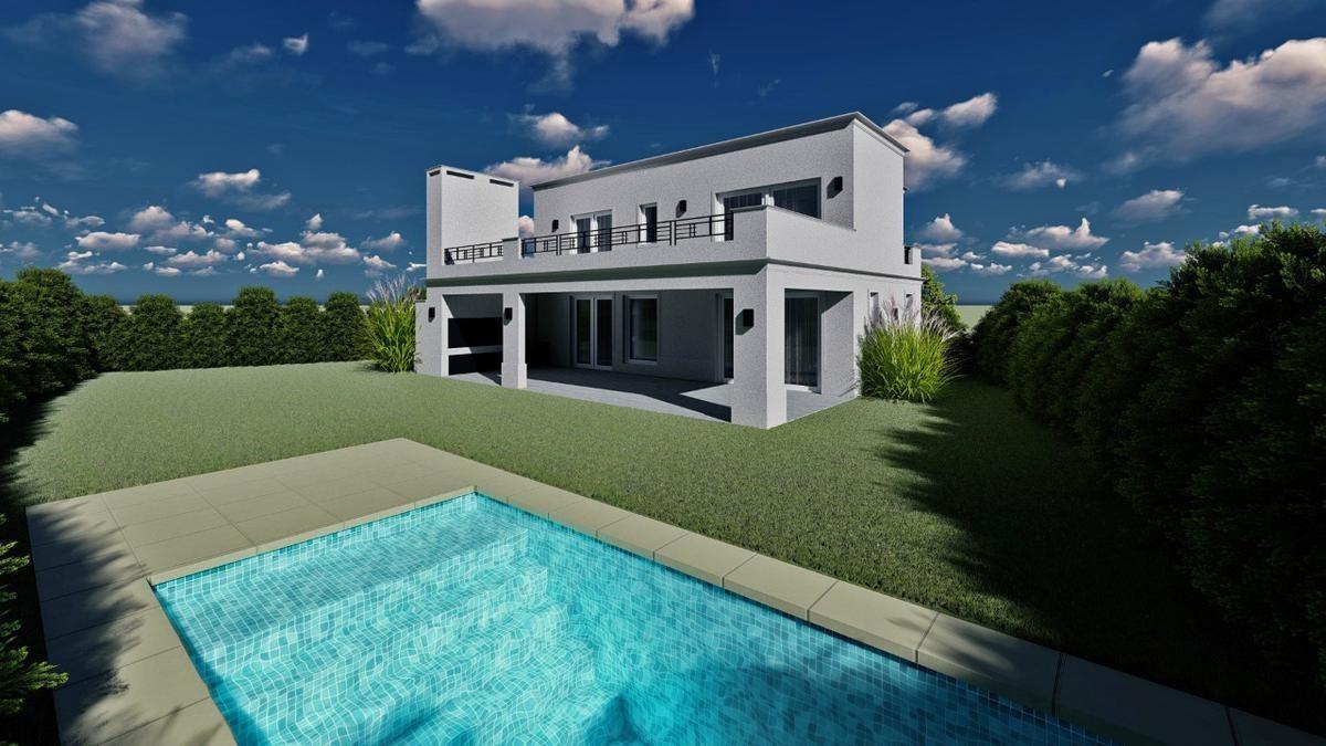 venta  casa 4 ambientes, barrio los lagos, nordelta