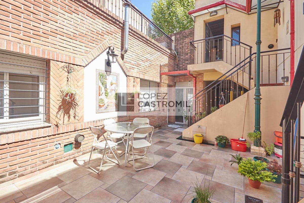 venta - casa -  4 ambientes + dependencia - villa del parque