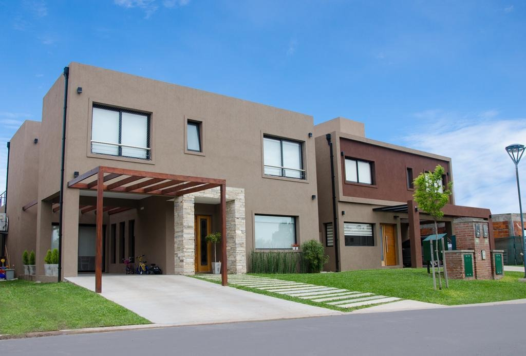 venta casa 4 ambientes en barrio cerrado moreno zona oeste