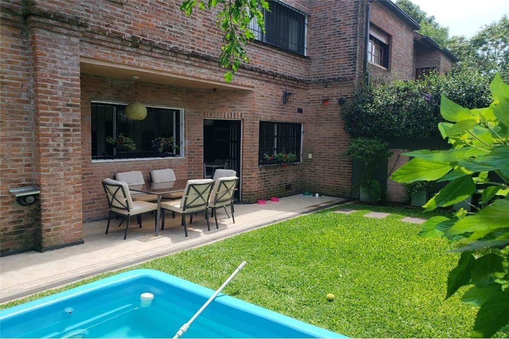 venta casa 6 amb pileta jardin olivos golf