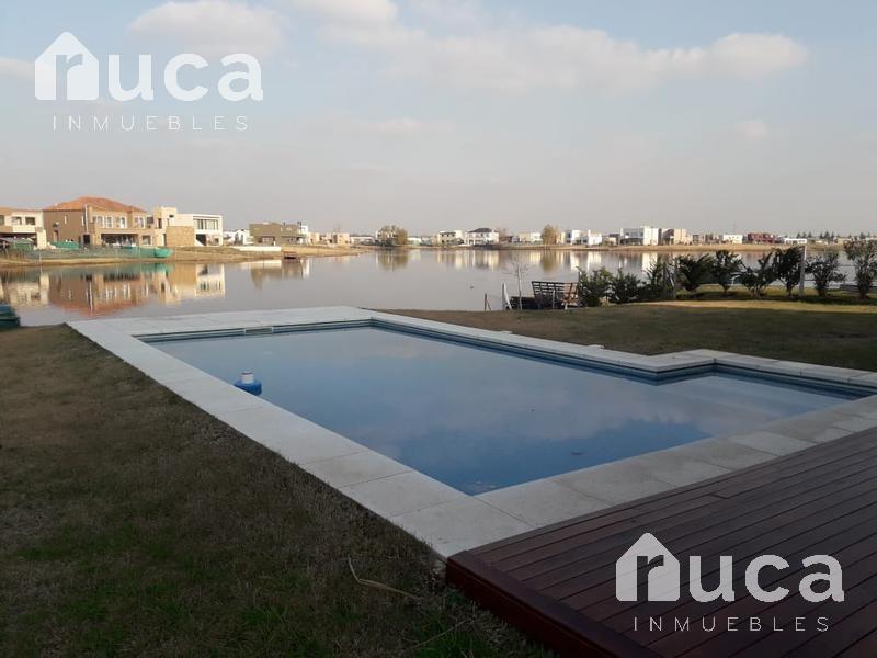 venta | casa a estrenar a la laguna vista a amplio espejo de agua - san rafael villanueva
