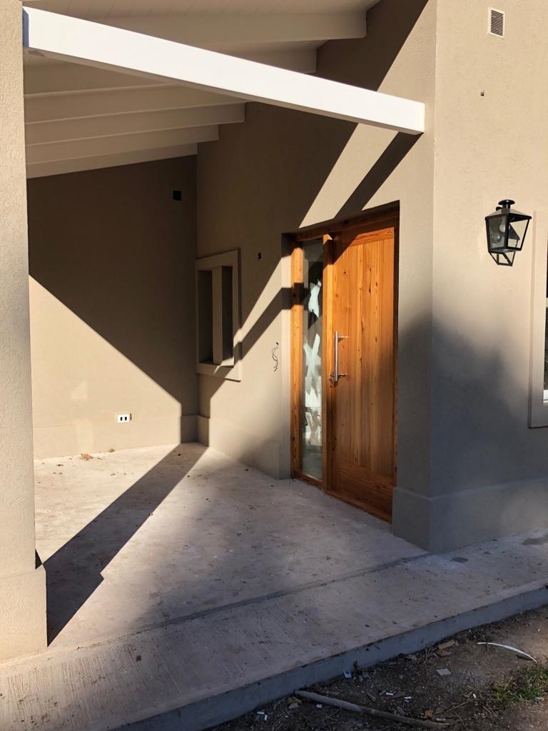 venta casa a estrenar barrio  la agostina (muñiz)