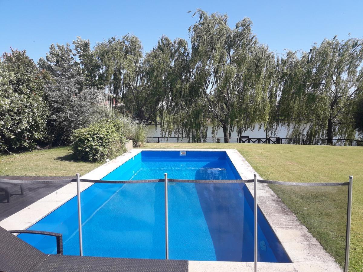 venta  casa al lago  - los castores, nordelta
