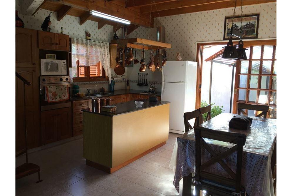 venta - casa alpina con pileta, el cazador escobar