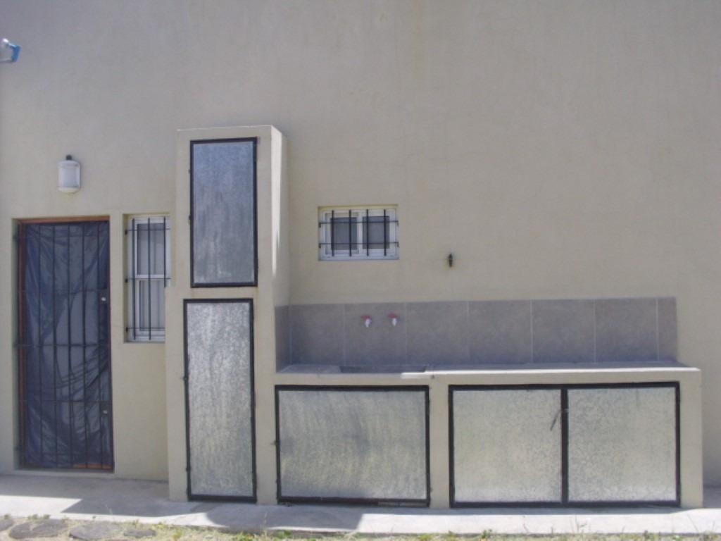 venta casa americana nueva sobre lote de 400 m2