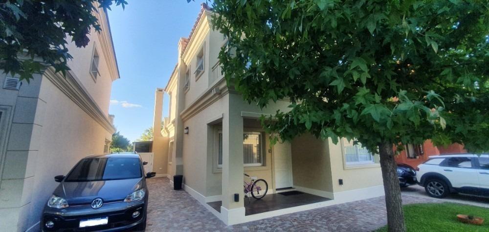 venta casa amoblada  habitat residencias, pilar