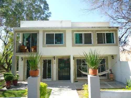 venta casa amplia 5 recamaras privada tequisquiapan queretar