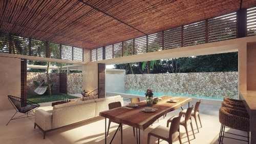 venta casa amueblada tulum villas sa tuna plusvalía precio