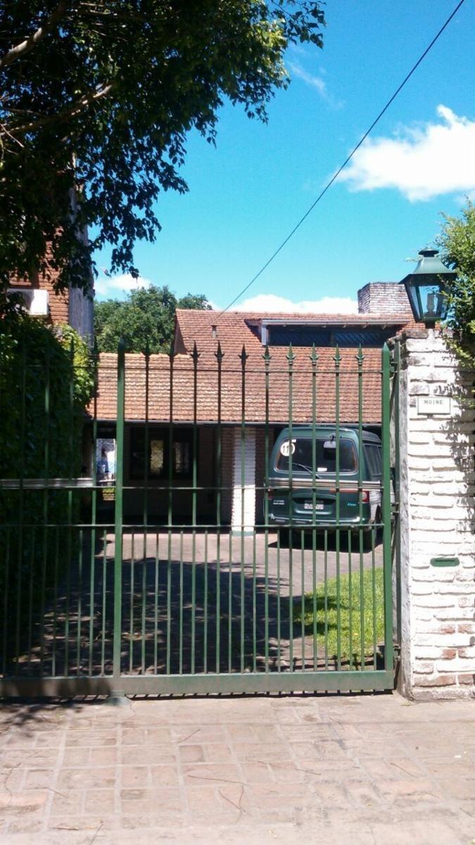 venta casa apta crédito sobre moine - bella vista