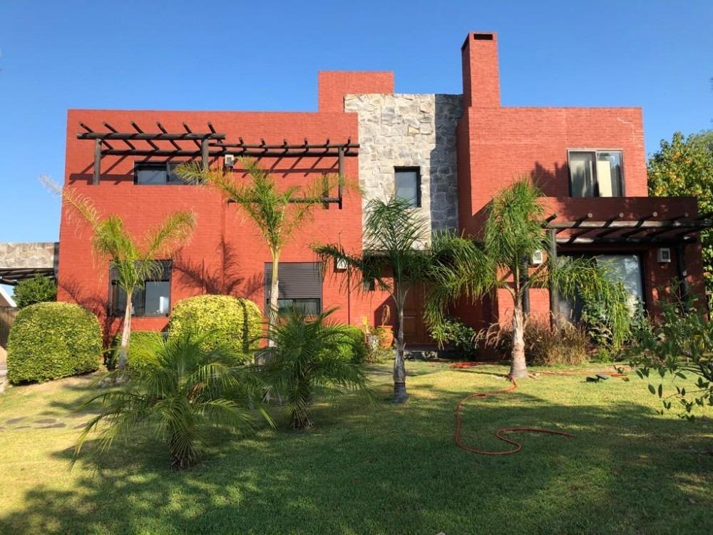 venta casa bario privado la tahona 4 dormitorios piscina