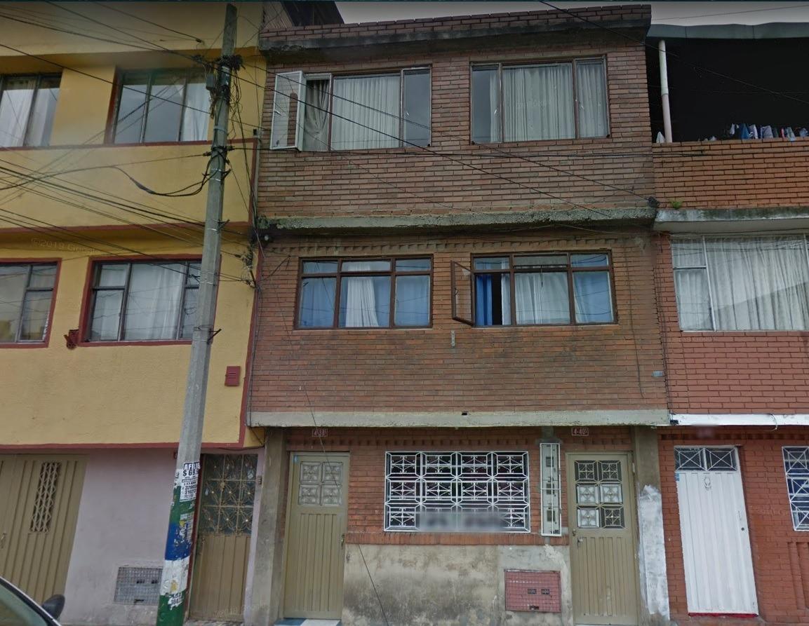 venta casa barrio policarpa, antonio nariño, bogota