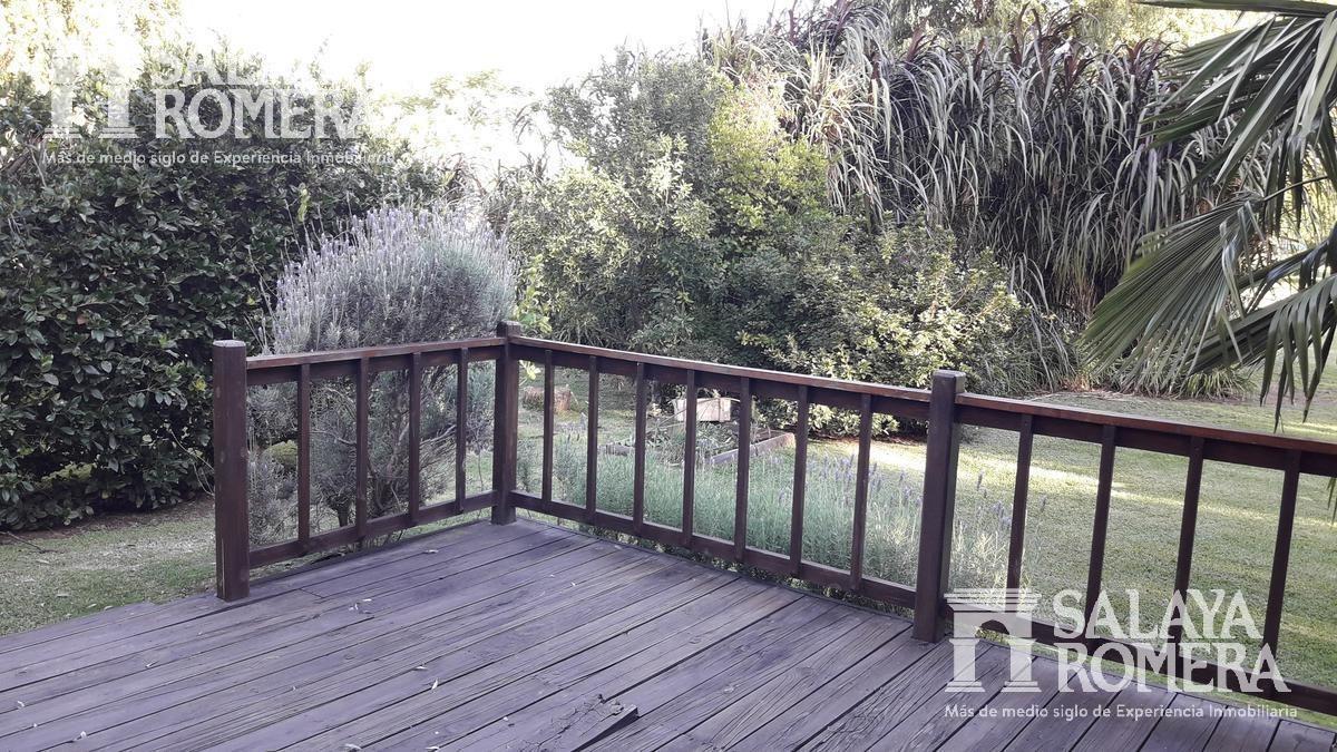 venta - casa cabaña - isla santa monica -  5 ambientes - grand master suite