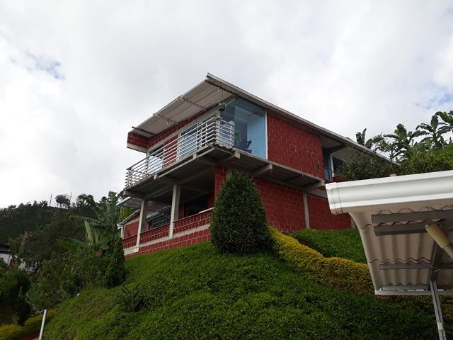 venta  casa campestre quiebra de velez