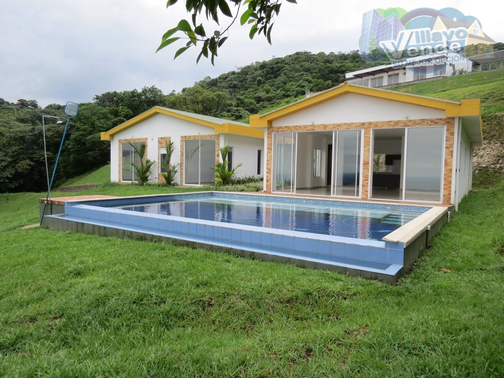 venta casa campestre vía restrepo
