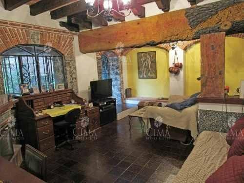 venta casa colonial mexicano en cuernavaca - v94
