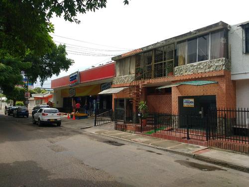 venta casa comercial barrio blanco con locales