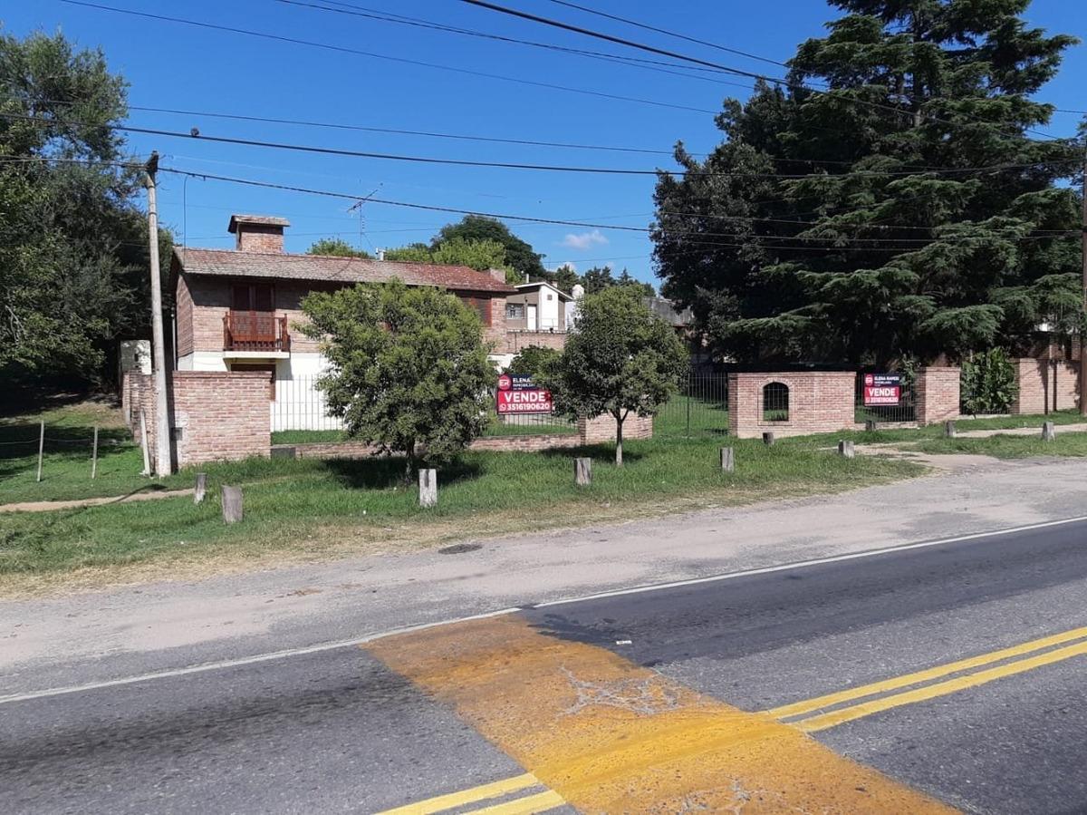 venta casa con pileta sobre la ruta san antonio cordoba