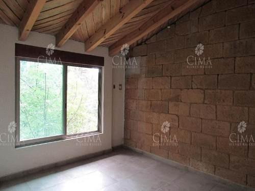 venta casa con seguridad y vista panorámica en cuernavaca - v64
