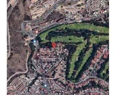 venta casa con vista al club de golf de bellavista