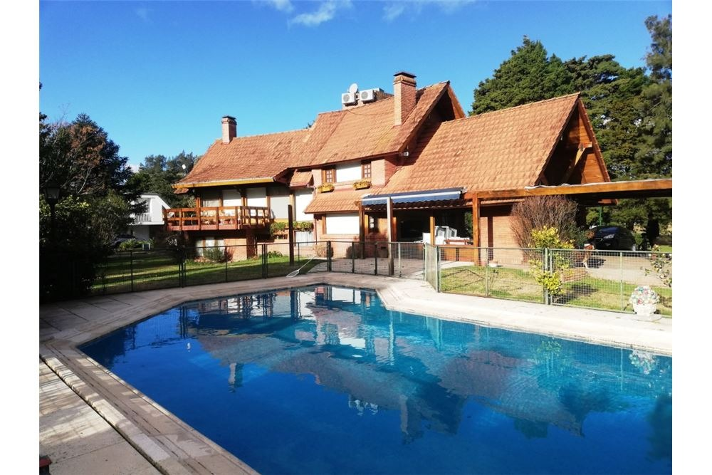venta casa con vista al golf - campo chico
