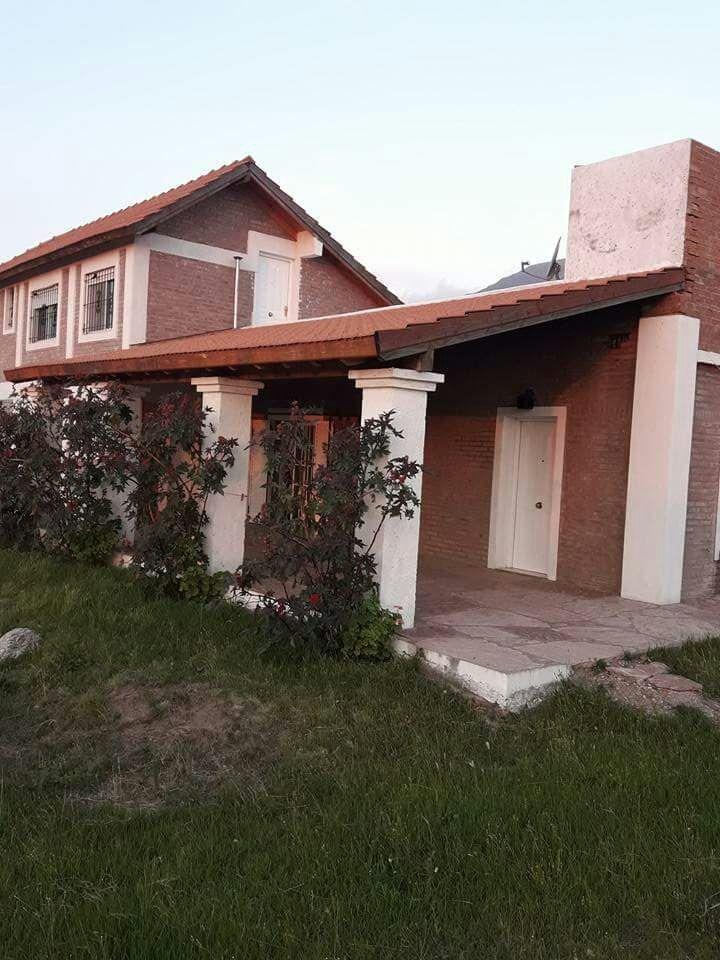 venta casa cortaderas,san luis,ideal emprend. turistico