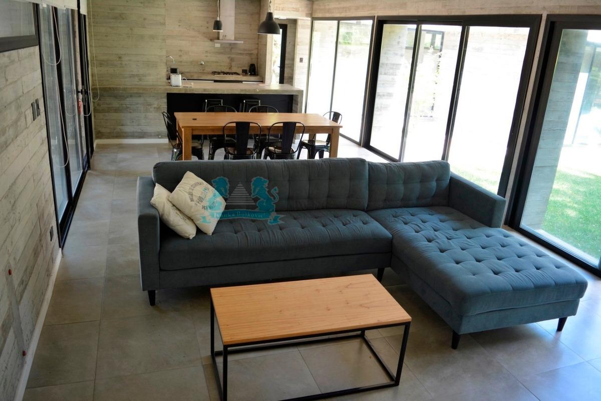 venta casa costa esmeralda barrio cerrado hormigón vista0165