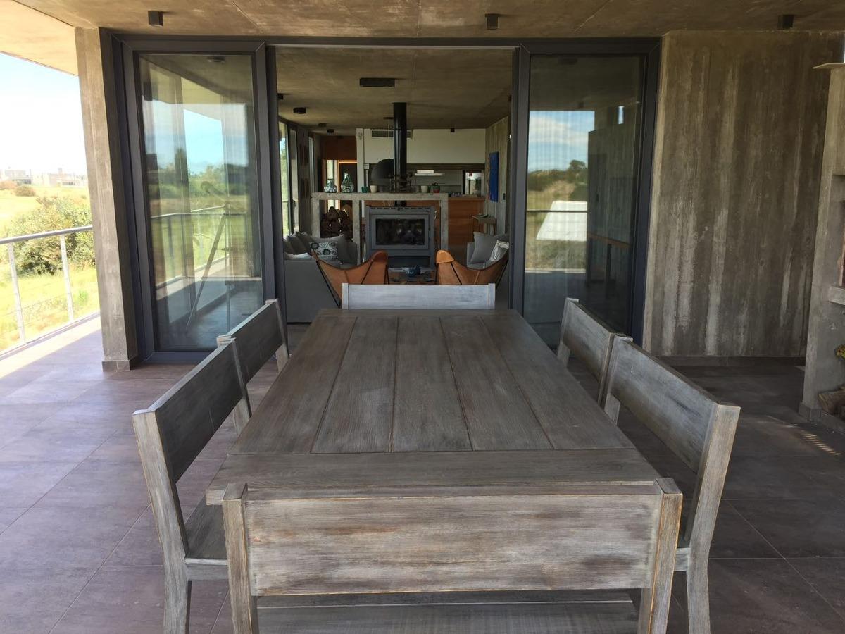 venta casa costa esmeralda, golf i lote 173  f