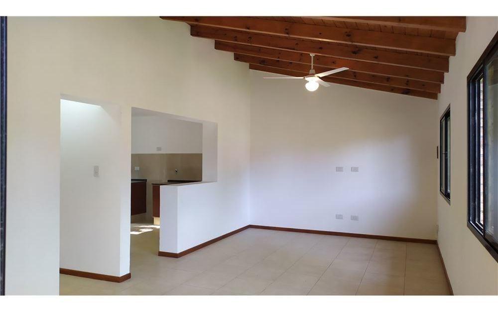 venta casa de 3 dormitorios a estrenar  en funes