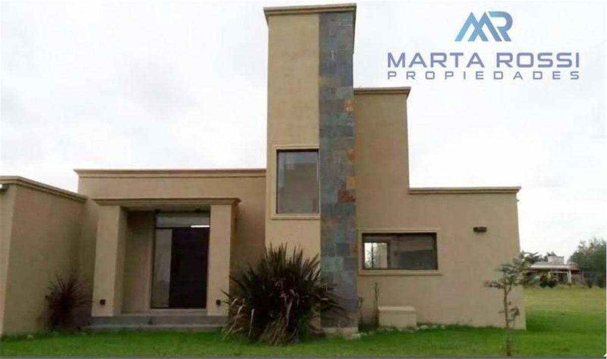 venta casa de 4 ambientes en comarcas de luján, luján