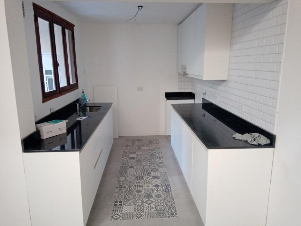 venta casa de pasillo  rosario nueva reciclada dormitorios