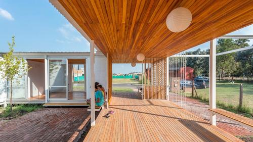 venta casa diseño barrio priv. santa juana canning zona sur