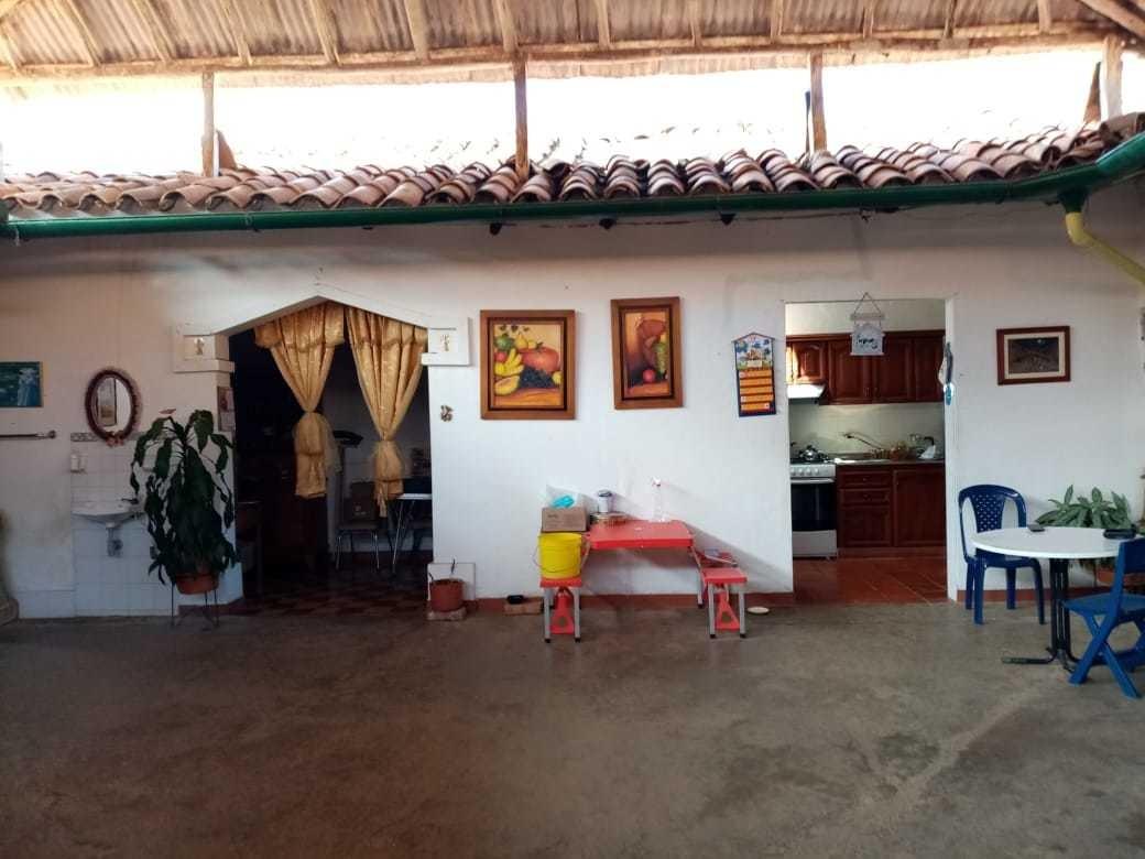 venta casa en barichara a una cuadra del parque principal