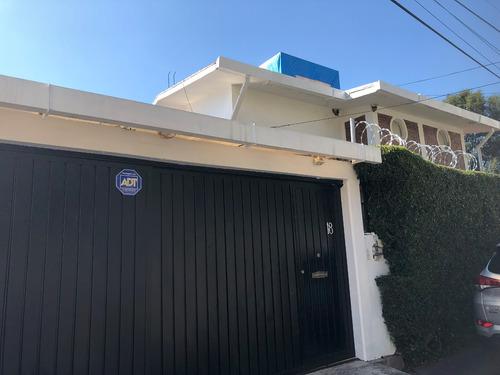 venta casa en cerrada magdalena contreras