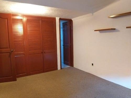 venta casa en condominio pedregal de tepepan tlalpan