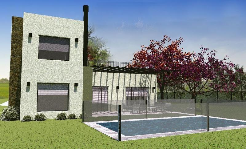 venta - casa en construcción en la alameda