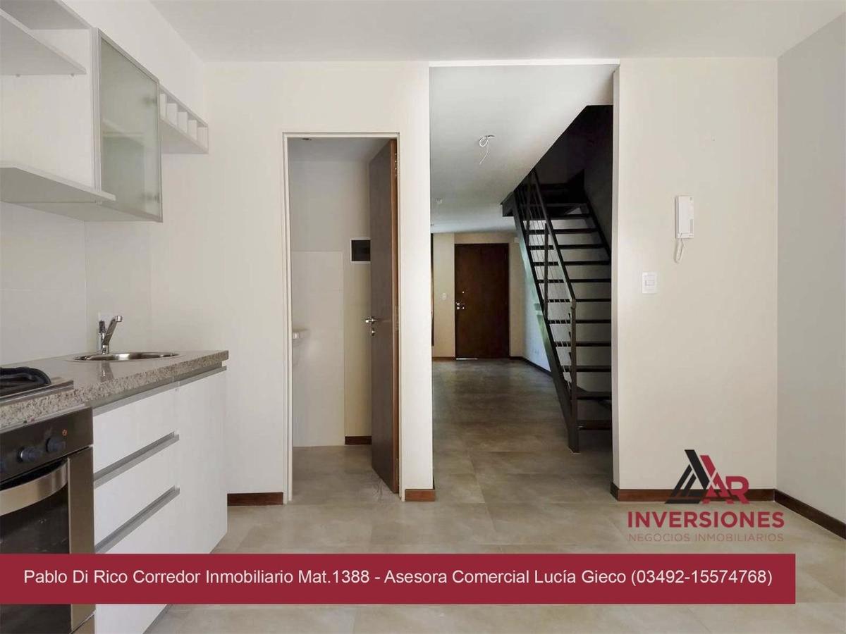 venta casa en duplex!! calidad fundar