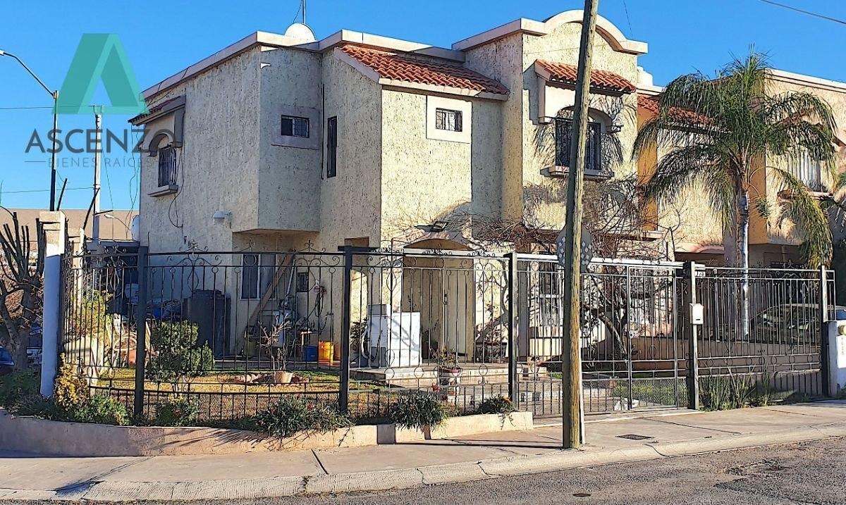 venta casa en fracc. privado con excedente breher