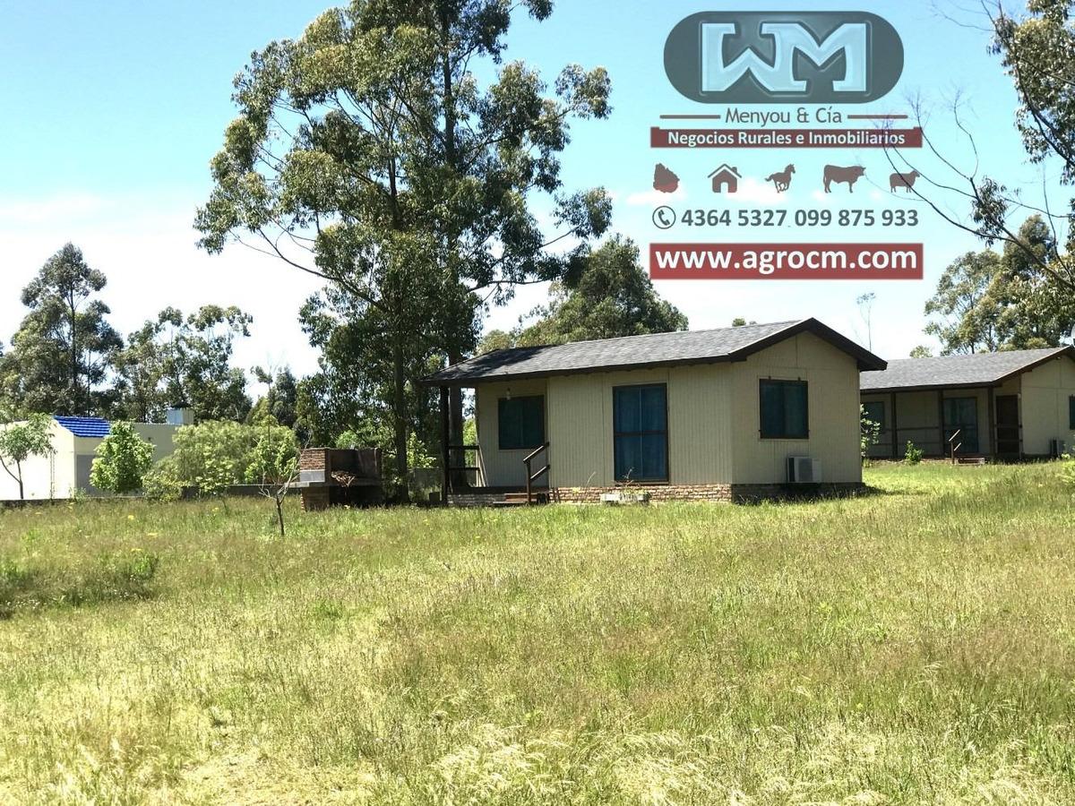 venta casa en lagos de andresito 1000 m2 cabaña 2 dormitorio