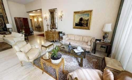 venta casa en lomas de chapultepec en un solo nivel!