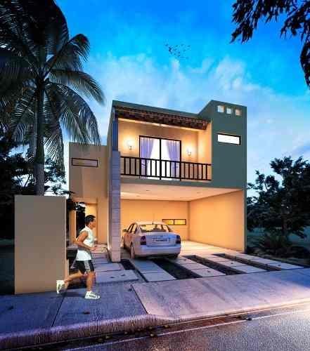venta casa en playa del carmen allegranza preventa credito