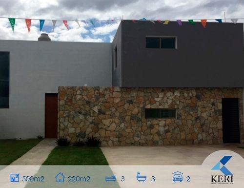 venta casa en privada 500m2 dzitya merida norte