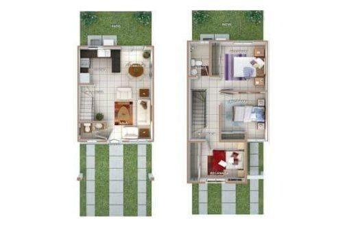 venta casa habitacion en coto senderos de tlaquepaque.