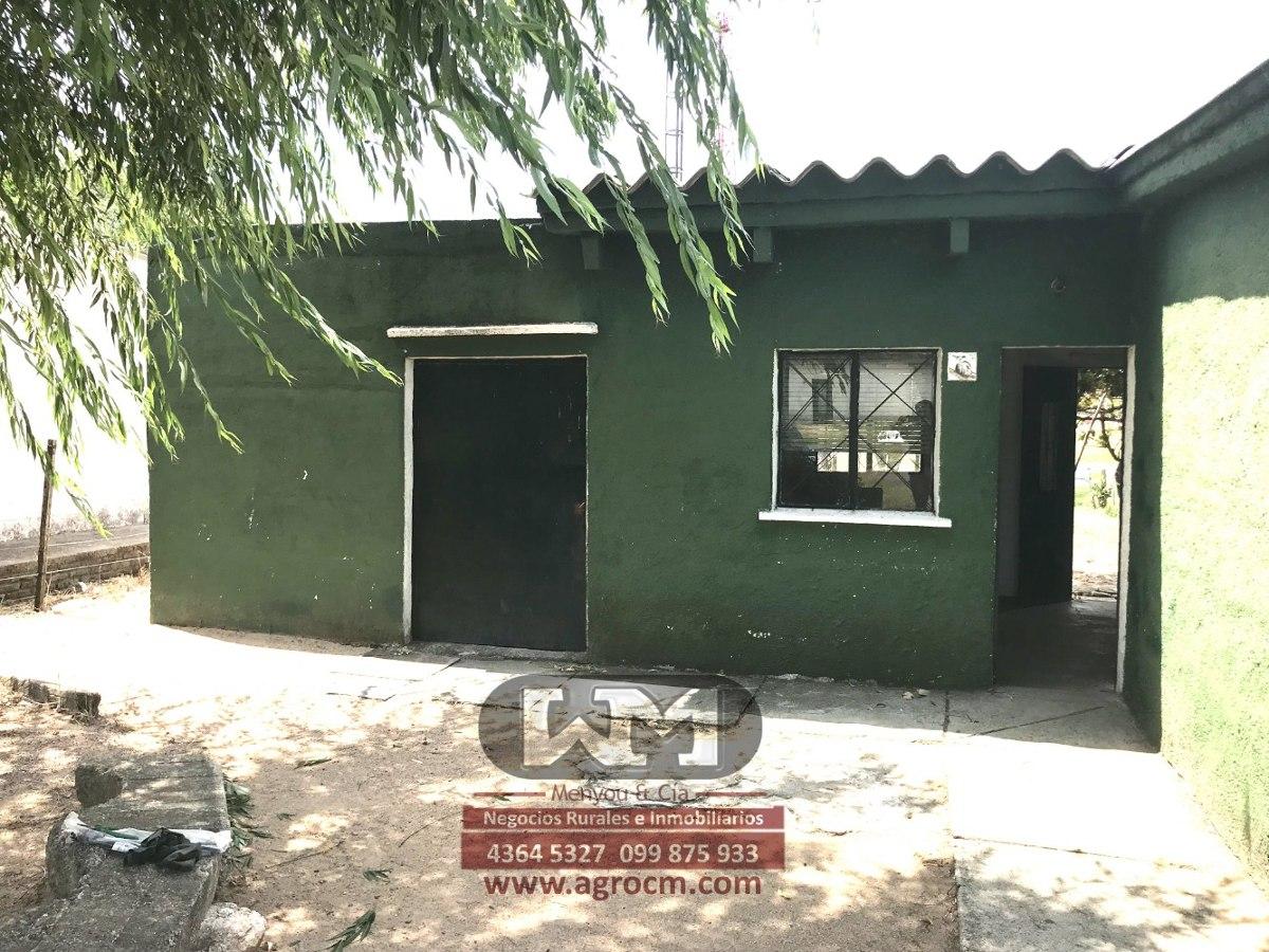 venta casa ismael cortinas flores 1 dormitorio con cochera