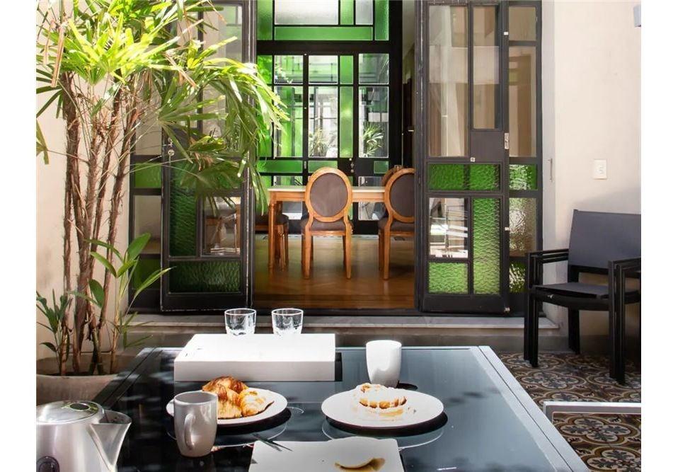 venta casa jardin, terraza,pileta san telmo