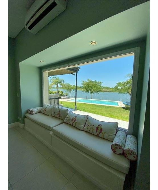 venta casa lago central golf nordelta