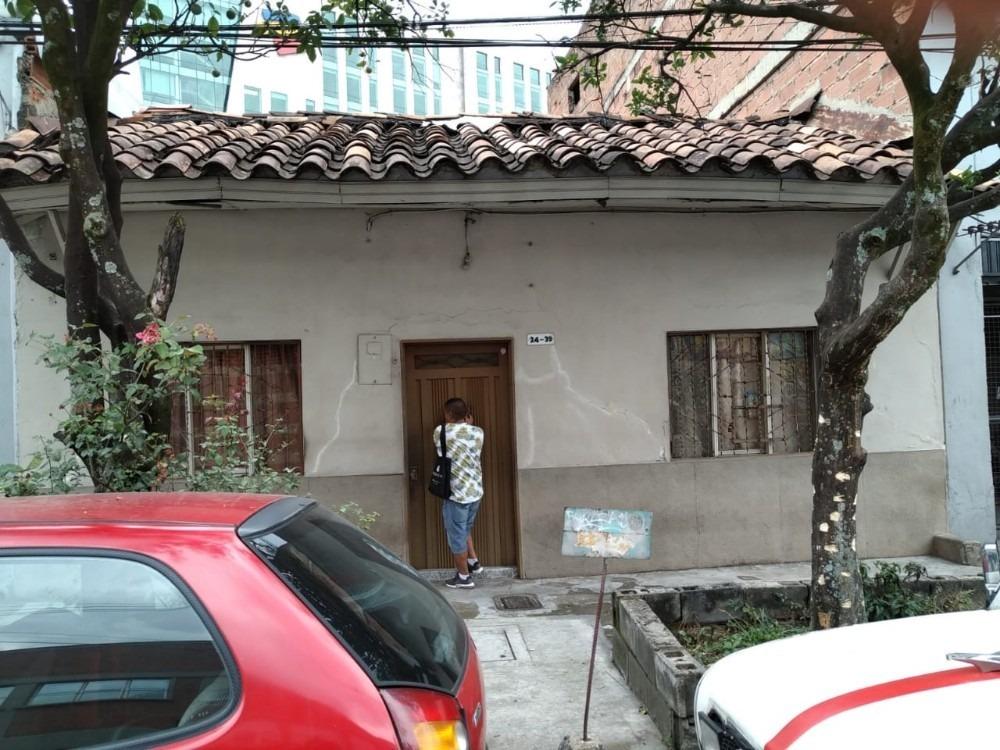 venta casa lote medellín (barrio colombia)